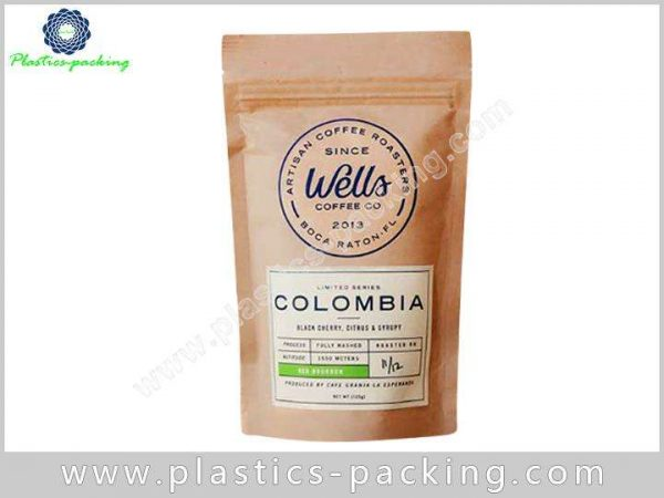 1 Oz Stand Up Kraft Paper Pouch Manufacturers yythk 314
