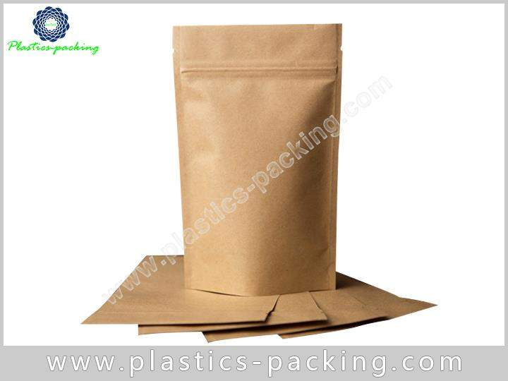 1 Oz Stand Up Kraft Paper Pouch Manufacturers yythk 317