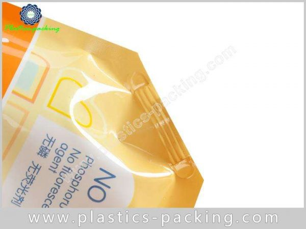 1.5 Liter Stand Up Pouch With Spout Manufacturers y 580