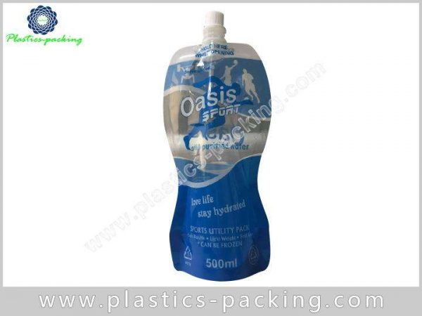 1L Drink Water Spout Storage Pouch Manufacturers an 572