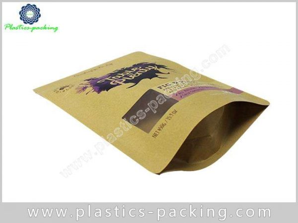 2 Oz Kraft Foil Stand Up Pouch Manufacturers yythkg 308