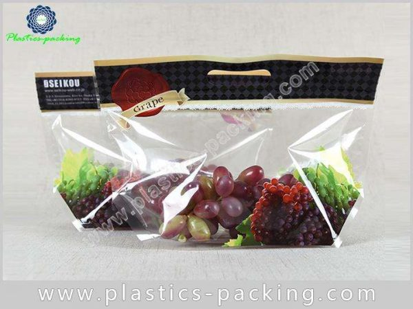 200g Strawberry Fruit Packaging Bags Manufacturers and yyt 182