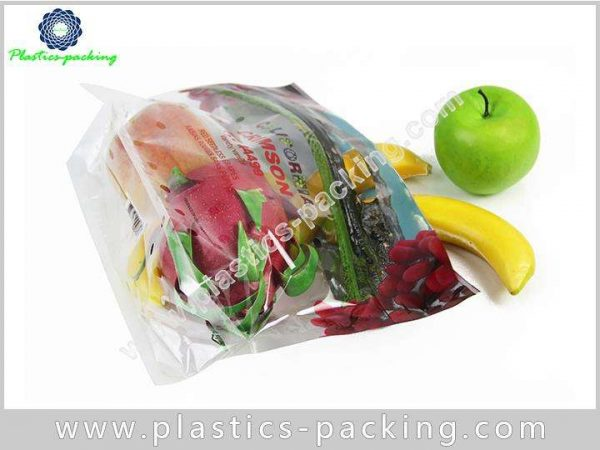 2kg Grape Fruit Packaging with PE Slider Zipper yyt 196