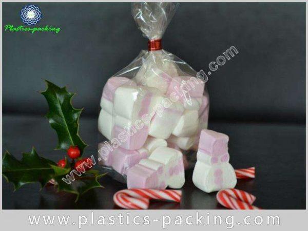 2mil Crystal Clear BOPP Block Bottom Bags Manufactu 826 1