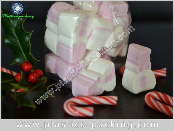 2mil Crystal Clear BOPP Block Bottom Bags Manufactu 827 1