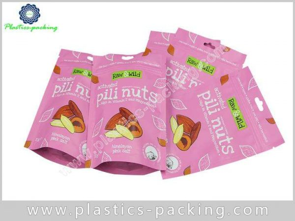 2oz Stand Up Food Pouches With Zipper Manufacturers 738
