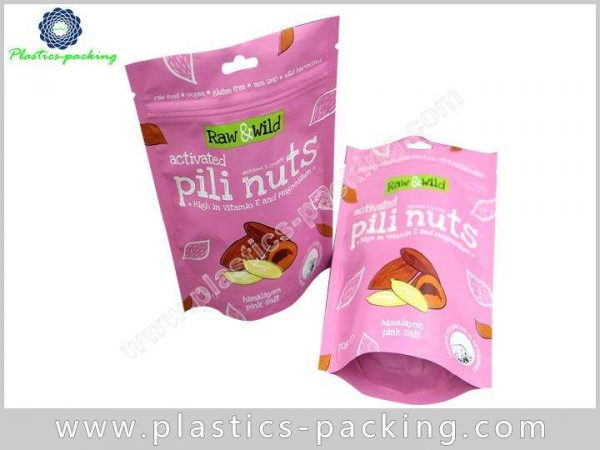 2oz Stand Up Food Pouches With Zipper Manufacturers 740