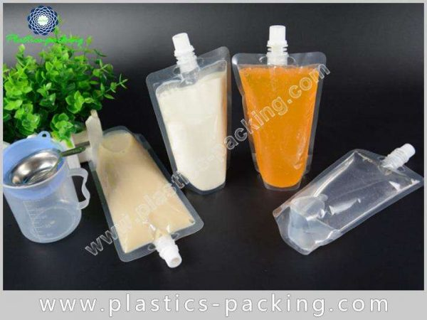 300ml 500ml Drink Spout Pouch Manufacturers and Suppliers 489