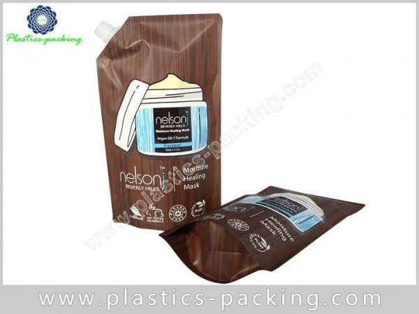 300ml Beverage Spout Pouch Manufacturers and Suppliers yyt 547