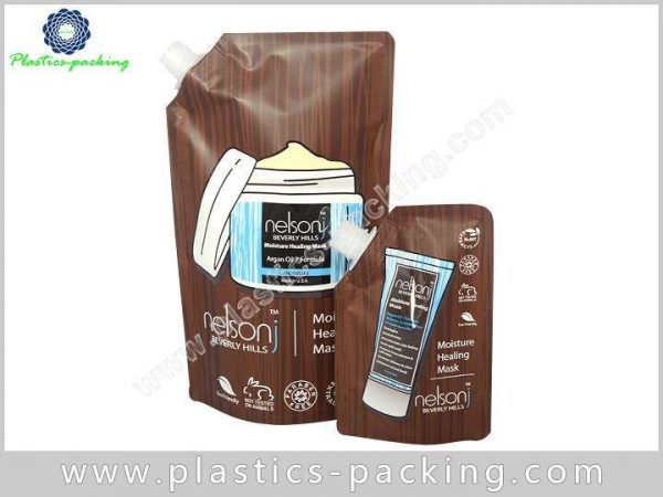 300ml Beverage Spout Pouch Manufacturers and Suppliers yyt 549