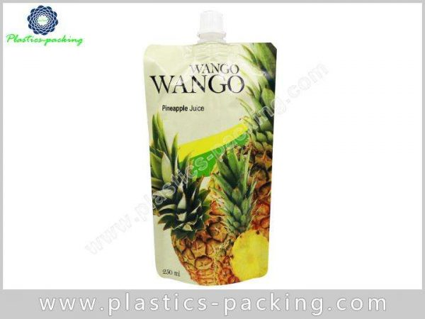 300ml Spout Pouch For Packing Juice Manufacturers a 500