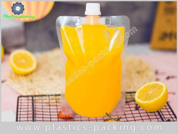 350ml Liquid Packaging Spout Pouch Manufacturers and yythk 484