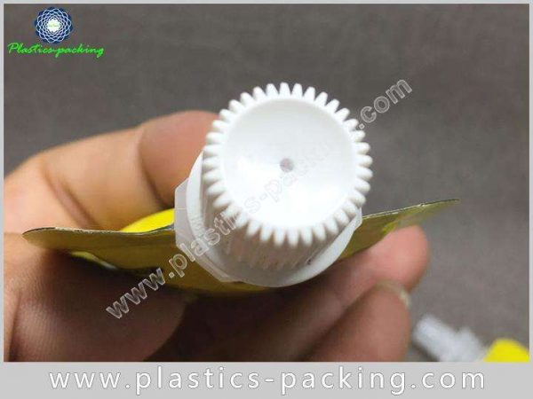 400ml Clear Stand Up Spout Bag Manufacturers and yy 540