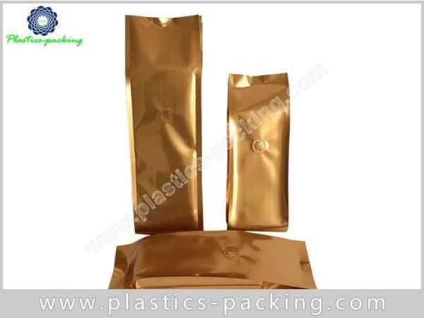 500g Printed Coffee Heat Seal Bags Food Grade yythk 519