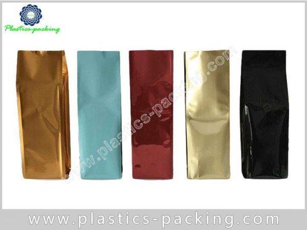 500g Printed Coffee Heat Seal Bags Food Grade yythk 521