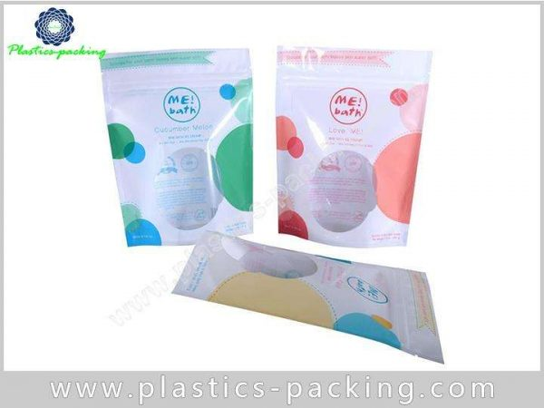 500g Stand Up Aluminum Foil Food Bags Reclosable yy 0088