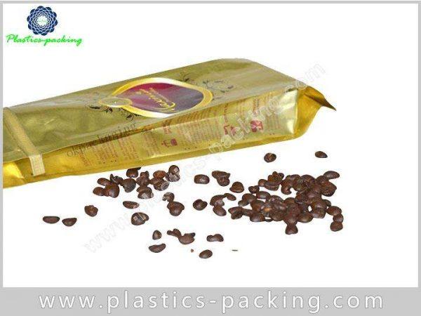 500g Stand Up Printed Aluminum Foil Ziplock Bag yyt 504