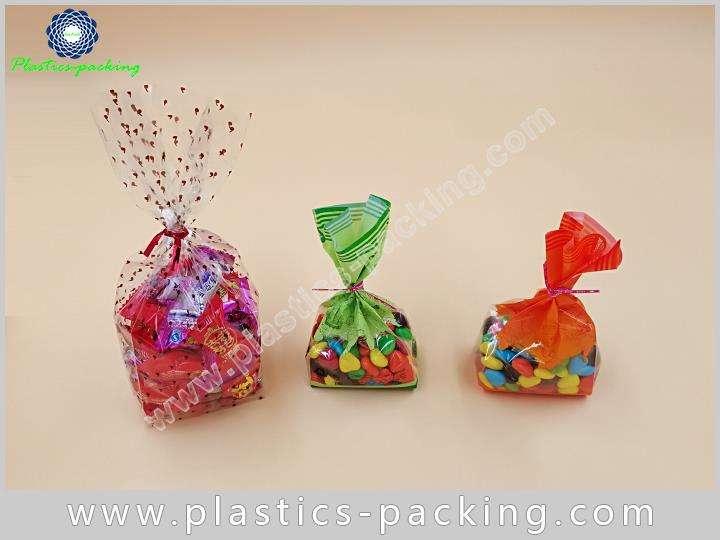 60mic Cellophane OPP Block Bottom Bags Manufacturers yythk 763 1