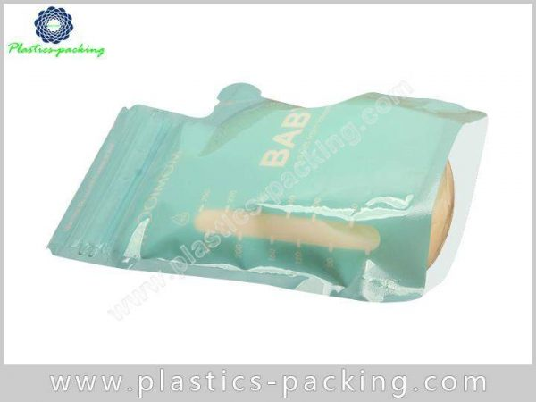 8oz Plastics Breastfeeding Bags Manufacturers and Supplier 271