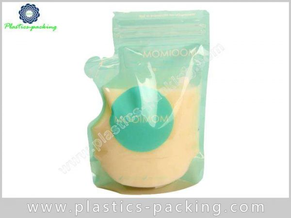 8oz Plastics Breastfeeding Bags Manufacturers and Supplier 273