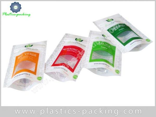 Aluminium Ziplock Plastic Grip Seal Bag Manufacturers yyth 0113