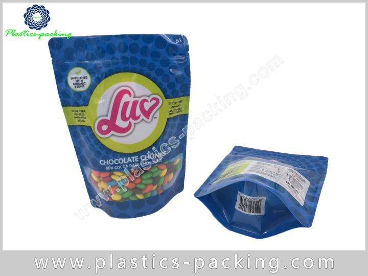 Aluminum Foil Food Packaging Zipper Bags Manufacturers yyt 587