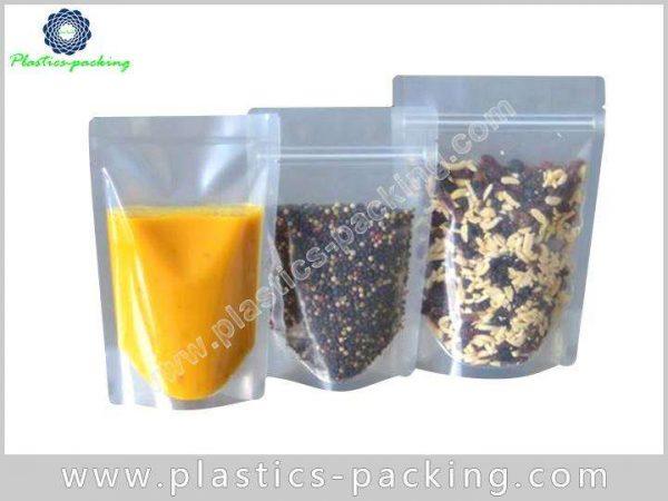 Aluminum Foil Food Packaging Zipper Bags Manufacturers yyt 589