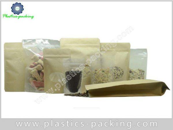 Aluminum Foil Stand Up Ziplock Pouches 2kg Gravure 0141