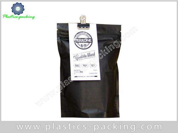 BOPP Matte Pure Aluminum Foil Zip Lock Bags 0154