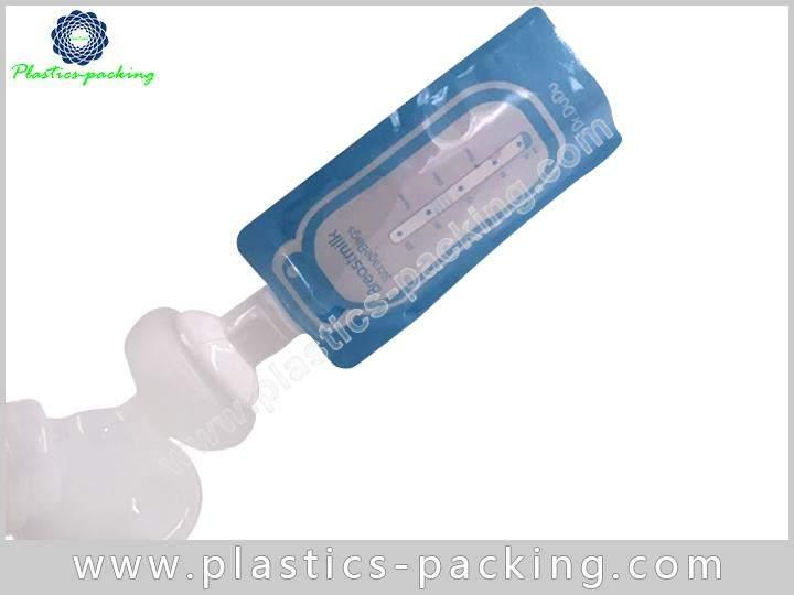 BPA Free Breast Milk Storage Bags Manufacturers and 206