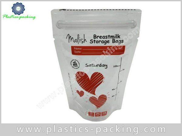 BPA Free Leak Proof Baby Breast Milk Storage yythkg 201