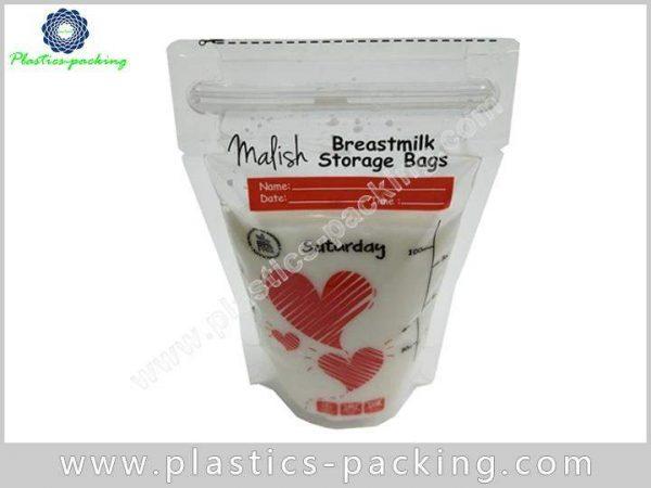 BPA Free Leak Proof Baby Breast Milk Storage yythkg 202