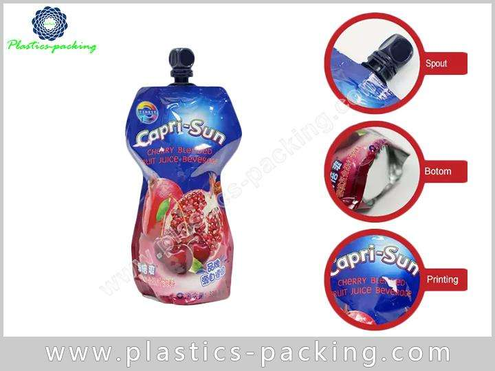 Baby Food Sealing Spout Pouch Manufacturers and Sup 455