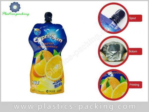 Baby Food Sealing Spout Pouch Manufacturers and Sup 456