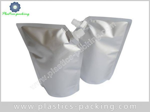 Beverage Packaging Spout Pouches Manufacturers and Supplie 482