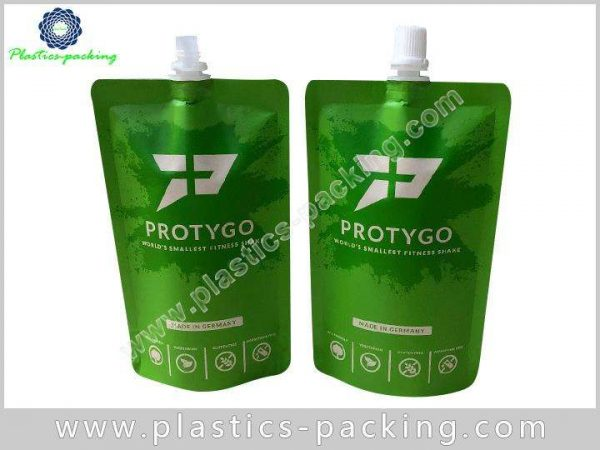 Beverage Spout Pouches Juice Packaging Manufacturers and y 475