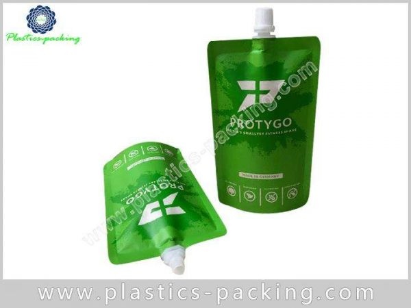 Beverage Spout Pouches Juice Packaging Manufacturers and y 476