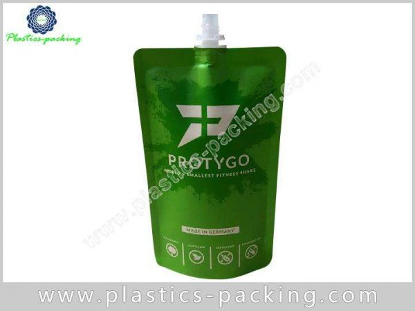 Beverage Spout Pouches Juice Packaging Manufacturers and y 477