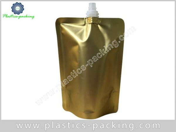 Beverages Packaging with Spout Caps Manufacturers and yyth 468