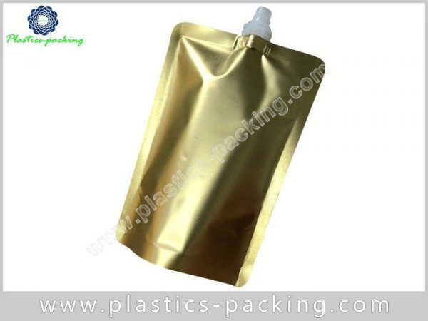 Beverages Packaging with Spout Caps Manufacturers and yyth 469