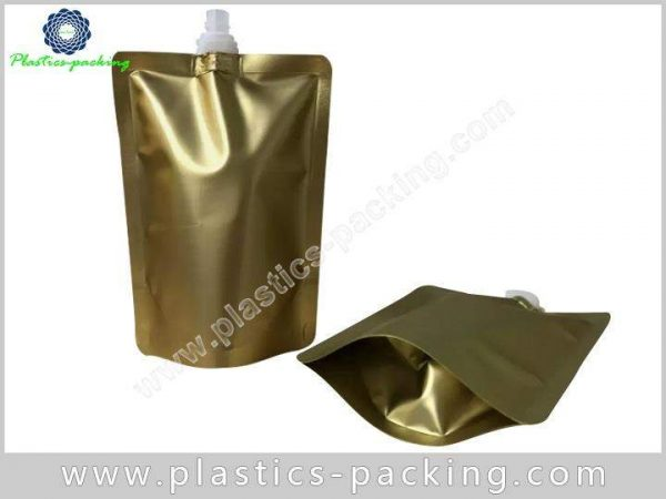 Beverages Packaging with Spout Caps Manufacturers and yyth 470