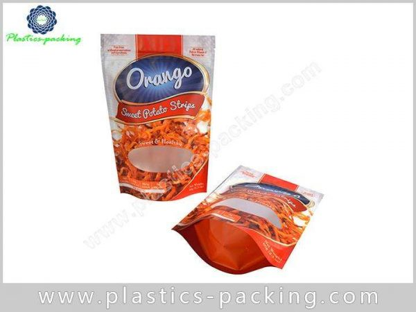 Bottom Gusset Food Packaging Bags 140 Micron Thick 0166