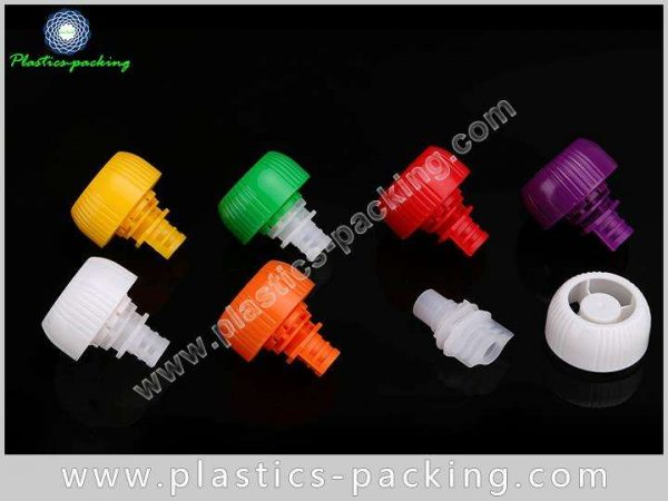 Bottom Gusseted Reusable Spout Pouches Bag for Sham 448