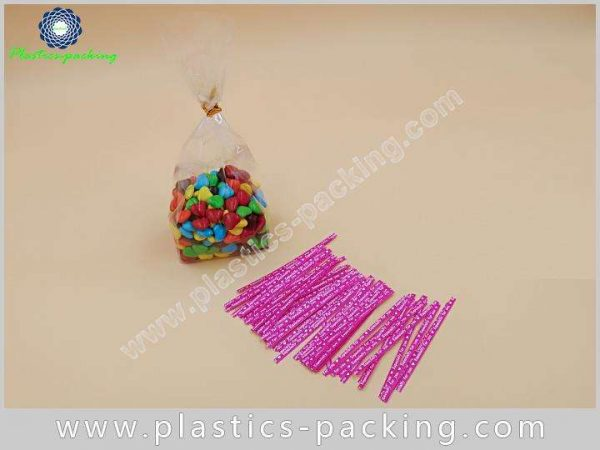 Crystal Clear Gusseted OPP Cellophane Bag Manufacturers yy 590 1