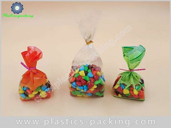 Crystal Clear OPP Food Grade Bags Manufacturers and 580 1