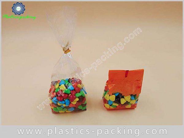 Crystal Clear OPP Food Grade Bags Manufacturers and 581 1