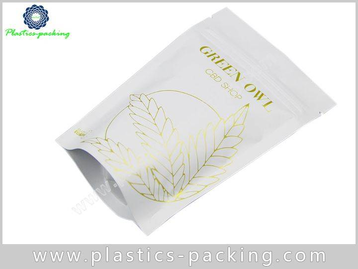 Custom Cannabis Mylar Bags Manufacturers and Suppliers yyt 271