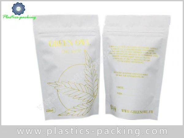 Custom Cannabis Mylar Bags Manufacturers and Suppliers yyt 272