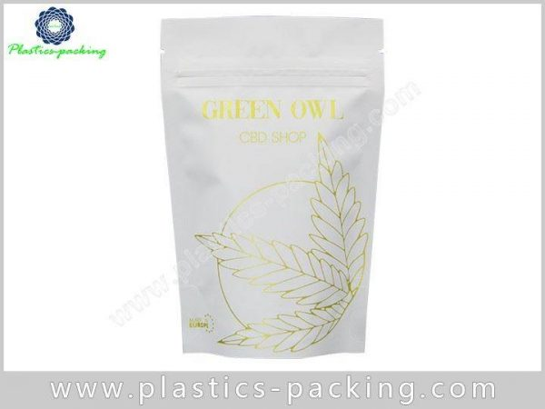 Custom Cannabis Mylar Bags Manufacturers and Suppliers yyt 274