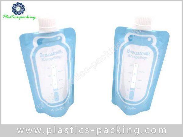 Custom Food Grade Breast Milk Storage Bag Manufactu 161